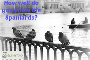 How well do you know the Spaniards? Quiz - part 2