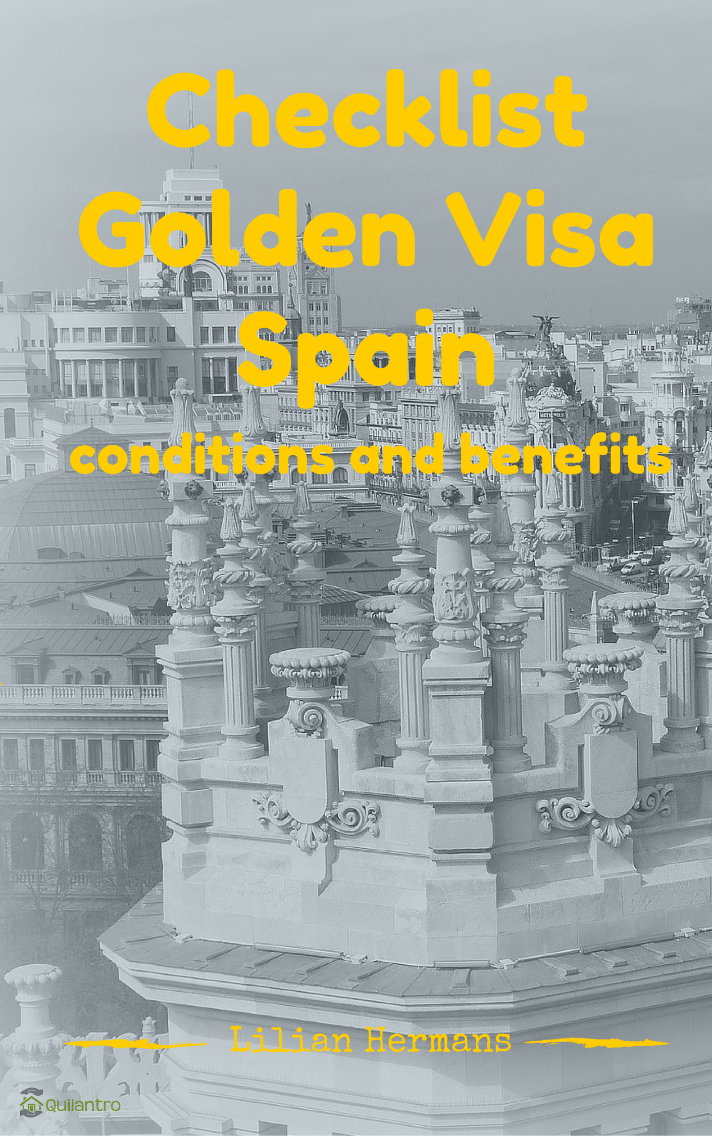 checklist golden visa spain